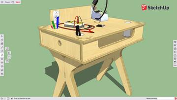 SketchUp Free, czyli darmowe modelowanie 3D