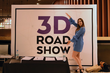 Second edition of 3D Roadshow is over
