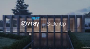 Jak przyspieszyć rendering – V-Ray dla SketchUp