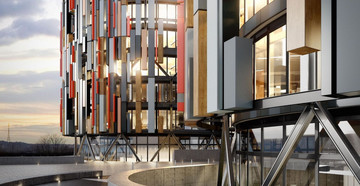 Nowe horyzonty wizualizacji architektonicznej w firmie Gensler