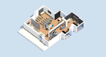 Jak projektować wnętrza w SketchUp?
