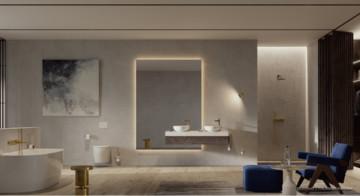 Bezpłatne Warsztaty Wizualizacji - salon kąpielowy z nutą ekstrawagancji