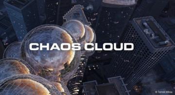 Chaos Cloud - renderowanie w chmurze