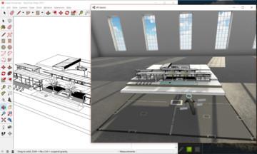 Zalety wykorzystania rzeczywistości wirtualnej w procesie  projektowym
