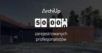 Jest z nami już ponad  50 000 użytkowników!