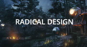 """""""Radical Design"""" - konkurs dla kreatywnych architektów"""