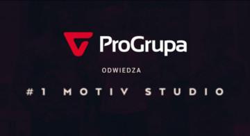 ProGrupa odwiedza Motiv Studio